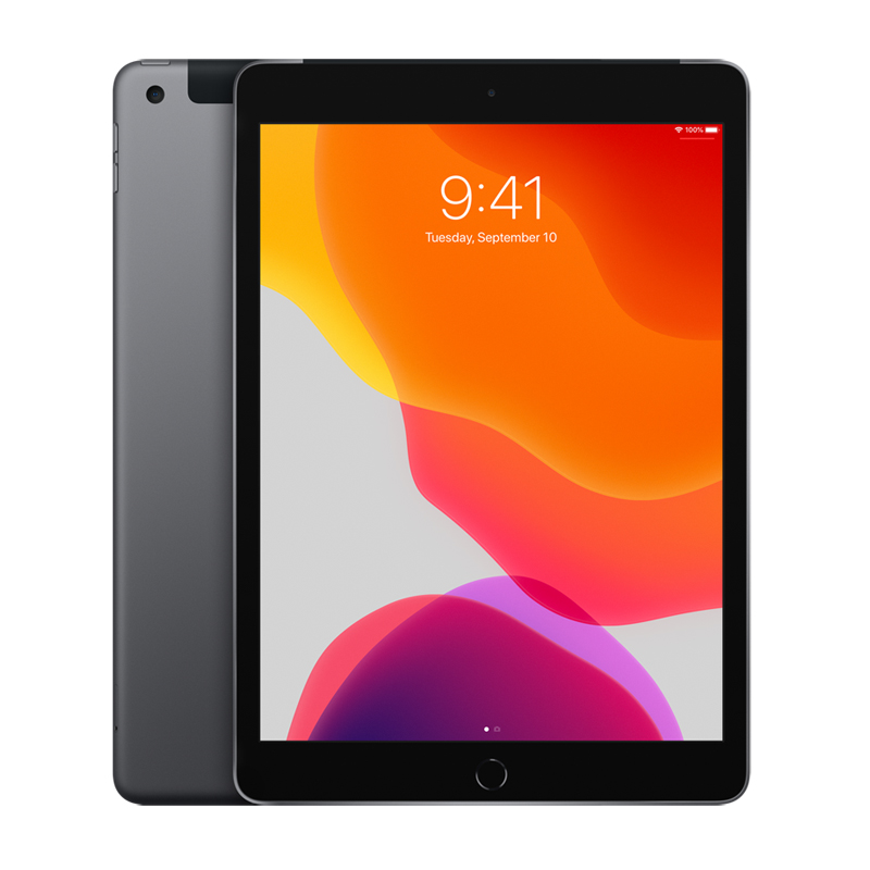 iPad 10.2 Wi-Fi Cellular 128Gb Space Gray