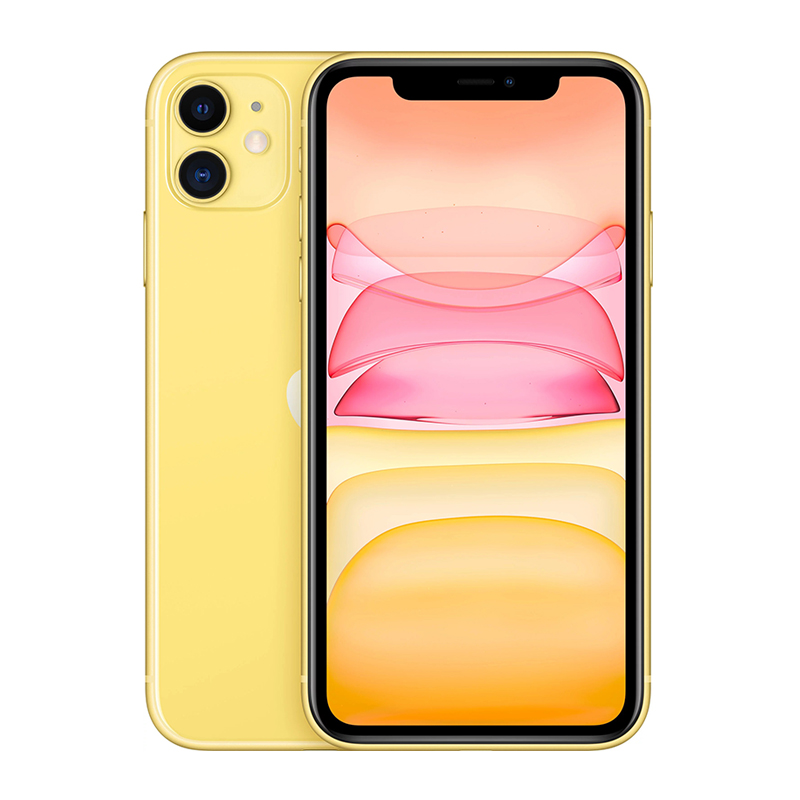 Apple iPhone 11 Yellow 128GB