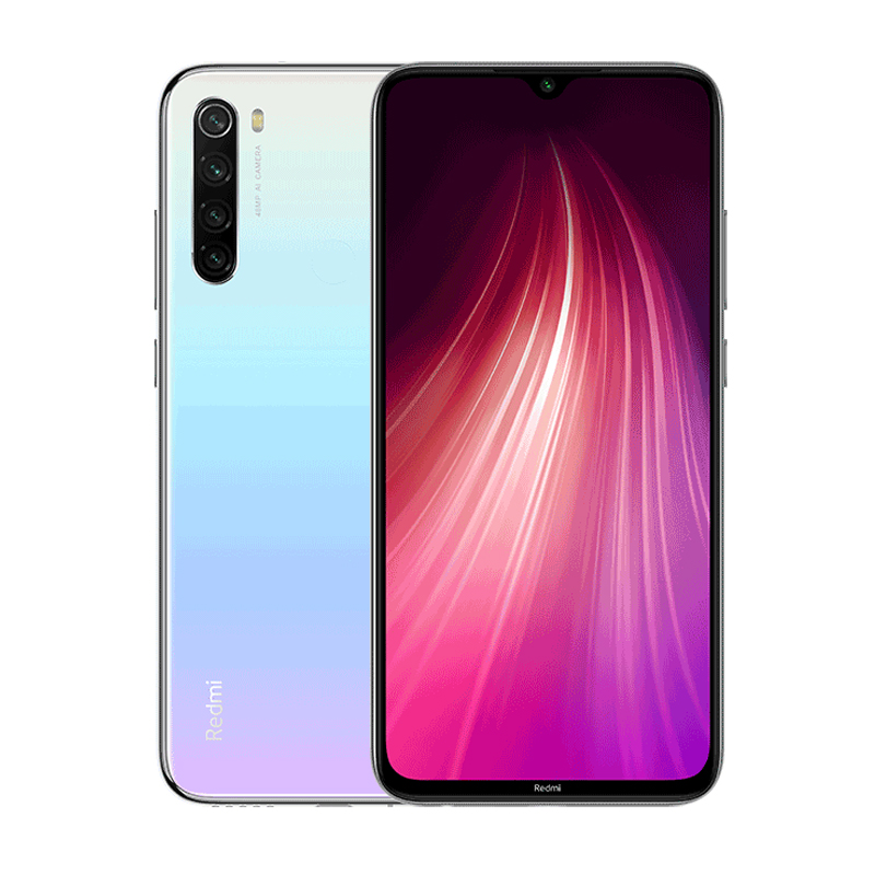 Xiaomi Redmi Note 8 White_ (1)