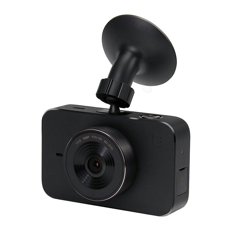 1Видеорегистратор Xiaomi (Mi) Mijia Car DVR Camera (Global) (MJXCJLY01BY) Black