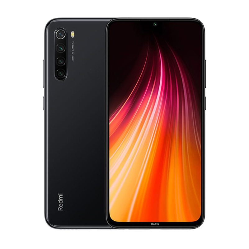 Xiaomi Redmi Note 8 Black_ (1)